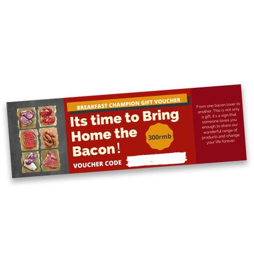 Food Event Ticket